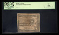 Colonial Notes:Pennsylvania, Pennsylvania October 25, 1775 10s PCGS New 62.. ...