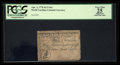 Colonial Notes:North Carolina, North Carolina April 2, 1776 $1/2 Owl PCGS Apparent Very Fine 25.....