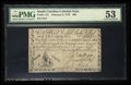 Colonial Notes:South Carolina, South Carolina February 8, 1779 $80 PMG About Uncirculated 53.. ...