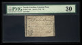 Colonial Notes:North Carolina, North Carolina April 2, 1776 $6 Squirrel PMG Very Fine 30.. ...
