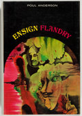 Books:Science Fiction & Fantasy, [Jerry Weist]. Poul Anderson. Ensign Flandry. Philadelphia and New York: Chilton Books, 1966. First edition. Oct...