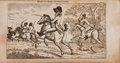 Books:Americana & American History, Geoffrey Gambado. [pseud. H. Bunbury]. An Academy for GrownHorsemen. Philadelphia: Carey, 1813. First Amer. pri...
