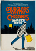 Books:Mystery & Detective Fiction, Lawrence Block. SIGNED LIMITED EDITION. Burglars Can't BeChoosers. New York: Random House, 1977. Limited to 100...