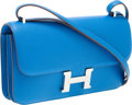 Luxury Accessories:Bags, Hermes Mykonos Epsom Leather Constance Elan Bag with PalladiumHardware. ...