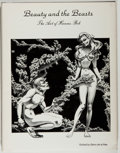 Books:Science Fiction & Fantasy, Hannes Bok, [subject]. Gerry de la Ree [editor]. LIMITED. Beauty and the Beasts: The Art of Hannes Bok. Saddle R...