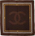 Luxury Accessories:Accessories, Set of Two: Chanel Silk Scarves. ... (Total: 2 Items)