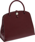 Luxury Accessories:Bags, Hermes 30cm Rouge H Epsom Leather Dalvy Bag with PalladiumHardware. ...