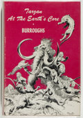 Books:Fiction, Edgar Rice Burroughs. Tarzan at the Earth's Core.Illustrated by Frank Frazetta. New York: Canaveral Press, 1962...