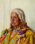 Paintings, FROM THE PRIVATE COLLECTION OF A TEXAS FAMILY. HENRY C. BALINK (American, 1882-1963). The Elder. Oil on canvas. 20 x 1...