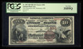 National Bank Notes:Maine, Thomaston, ME - $10 1882 Brown Back Fr. 480 The Thomaston NB Ch. #890. ...