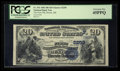 National Bank Notes:Maine, Dexter, ME - $20 1882 Date Back Fr. 552 The First NB Ch. # (N)2259....