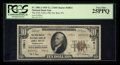 National Bank Notes:Pennsylvania, Dry Run, PA - $10 1929 Ty. 2 The Path Valley NB Ch. # 10811. ...