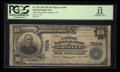 National Bank Notes:Colorado, Greeley, CO - $10 1902 Plain Back Fr. 624 The Union NB Ch. # 7604....
