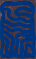 Post-War & Contemporary:Contemporary, SOL LEWITT (American, 1928-2007). Untitled, 1999. Gouache oncardboard. 11 x 7 inches (27.9 x 17.8 cm). Signed and dated...