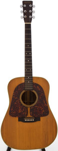 Musical Instruments:Acoustic Guitars, 1948 Martin D-28 Natural Acoustic Guitar, Serial # 106021....