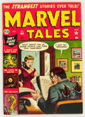 Golden Age (1938-1955):Horror, Marvel Tales #109 (Atlas, 1952) Condition: VF-....