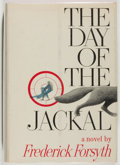 Books:Fiction, Frederick Forsyth. The Day of the Jackal. New York: TheViking Press, 1971. First edition. Octavo. 380 pages. Pu...