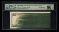 Error Notes:Ink Smears, Fr. 2175-F $100 1996 Federal Reserve Note. PMG Gem Uncirculated 66EPQ.. ...