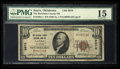 National Bank Notes:Oklahoma, Sayre, OK - $10 1929 Ty. 1 The Beckham County NB Ch. # 9976. ...
