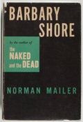 Books:Fiction, Norman Mailer. Barbary Shore. New York: Rinehart & Company, 1951. First edition. Octavo. 312 pages. Publisher's ...