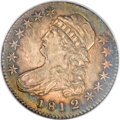 Bust Half Dollars, 1812/1 50C Small 8 MS65 NGC. O-102, R.2....