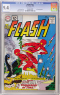 Silver Age (1956-1969):Superhero, The Flash #125 (DC, 1961) CGC NM 9.4 Off-white pages. When you findone of these early Flash books in true NM, the bidde...