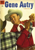 Silver Age (1956-1969):Western, Gene Autry Comics Group Plus (Dell, 1955-59) Condition: AverageVF/NM. In addition to #97, 98, 99, 100, 101, 102, 103, 104, ...(Total: 23 Comic Books)