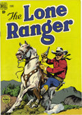 Silver Age (1956-1969):Western, Lone Ranger and Related Titles Group (Dell and Gold Key, 1949-66)Condition: Average VF/NM. In addition to the Dell Giants ...(Total: 13 Comic Books)