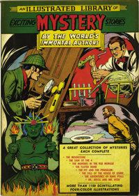 Classics Illustrated Giants: An Illustrated Library of Exciting Mystery Stories (Gilberton, 1949) Condition: VF/NM. You'...