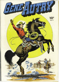 Golden Age (1938-1955):Western, Gene Autry Comics #11 (Dell, 1943) Condition: VF/NM....