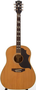Musical Instruments:Acoustic Guitars, 1957 Gibson Country Western Natural Acoustic Guitar, Serial # U2741947...