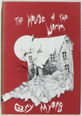 Books:Horror & Supernatural, Gary Myers. The House of the Worm. Sauk City: Arkham House, 1975. First edition, first printing. Octavo. 77 pages. P...