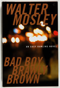 Books:Mystery & Detective Fiction, Walter Mosley. Bad Boy Brawly Brown. Boston: Little, Brownand Company, 2002. First edition. Octavo. 311 pages. ...
