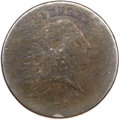 Large Cents, 1793 Chain 1C Periods VG10 PCGS. CAC. S-4, B-5, High R.3....