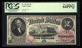 Large Size:Legal Tender Notes, Fr. 46 $2 1875 Legal Tender PCGS Very Choice New 64PPQ.. ...