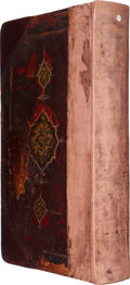 Books:Early Printing, Qur'an. [Western Iran or Ottoman Turkey, circa 13th -18thcentury]....