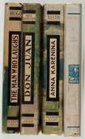 Books:Fiction, Group of Four Readers Library Photoplay Editions, including:Tolstoy. Anna Karenina. 380 pages. Illustrated ... (Total: 4Items)