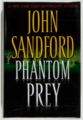 Books:Mystery & Detective Fiction, John Sandford. SIGNED. Phantom Prey. New York: G. P. Putnam's Sons,2008. First edition. Signed by the author on the title...