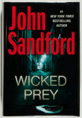 Books:Mystery & Detective Fiction, John Sandford. SIGNED. Wicked Prey. New York: G. P. Putnam'sSons, 2009. First edition. Signed by the author o...