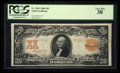 Large Size:Gold Certificates, Fr. 1181 $20 1906 Gold Certificate PCGS Very Fine 30.. ...