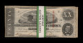 Confederate Notes:1863 Issues, T58 $20 1863 Twenty-five Examples.. ... (Total: 25 notes)