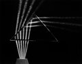 Photographs:20th Century, BERENICE ABBOTT (American, 1898-1991). Prism, 1958. Gelatinsilver, printed later. 15-1/4 x 19-1/2 inches (38.7 x 49.5 c...
