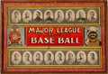 Baseball Collectibles:Others, 1913 Major League Indoor Base Ball Game....