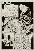 Original Comic Art:Panel Pages, Norm Breyfogle The Spectre #25 Page 11 Original Art (Marvel, 1995)....