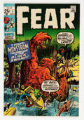 Bronze Age (1970-1979):Horror, Fear #1 Mile High II pedigree (Marvel, 1970) Condition: NM-....