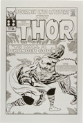 Original Comic Art:Covers, Journey Into Mystery #118 Thor vs the Destroyer CoverRe-Creation Original Art (undated)....