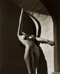 Photographs:20th Century, HERB RITTS (American, 1952-2002). Lara, Puerto Vallarta,Mexico, 1984. Vintage gelatin silver. 18-3/4 x 15-1/8 inches(4...