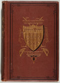 Books:Americana & American History, [Civil War]. Willard Glazier. Three Years in the FederalCavalry. New York: Ferguson, 1870. First edition. Octavo. 3...