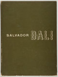 Books:Art & Architecture, [Salvador Dali, subject]. James Thrall Soby. Salvador Dali. Paintings Drawings Prints. New York: Museum of Moder...