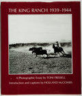 Books:Americana & American History, Toni Frissell and Holland McCombs. The King Ranch 1939-1944.Fort Worth: Amon Carter Museum, 1975. First edition...